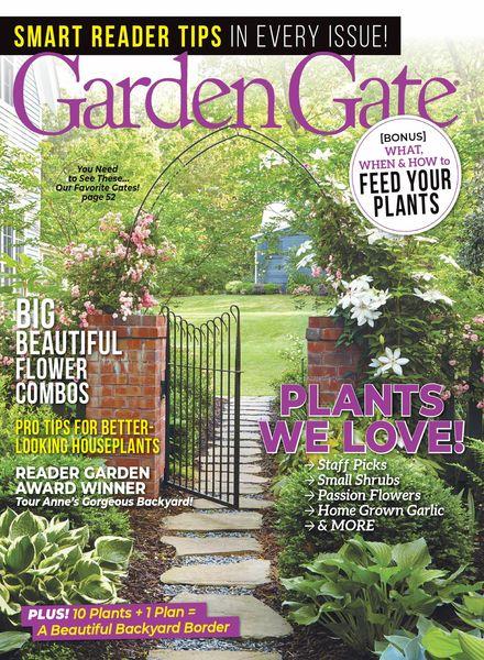 Garden Gate – November 2020