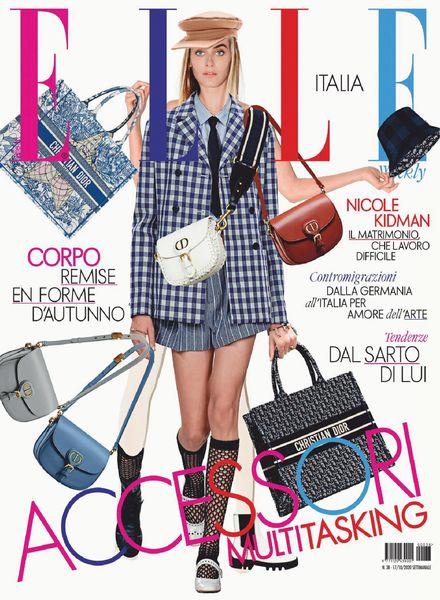 Elle Italia – 17 ottobre 2020