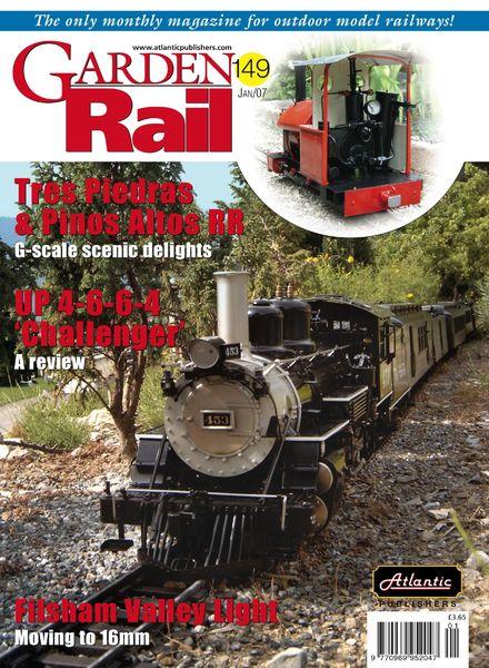 Garden Rail – January 2007