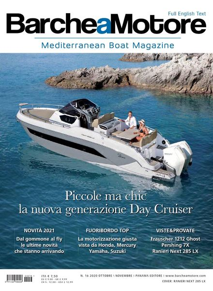 Barche a Motore – Ottobre 2020