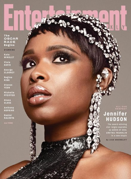 Entertainment Weekly – November 2020