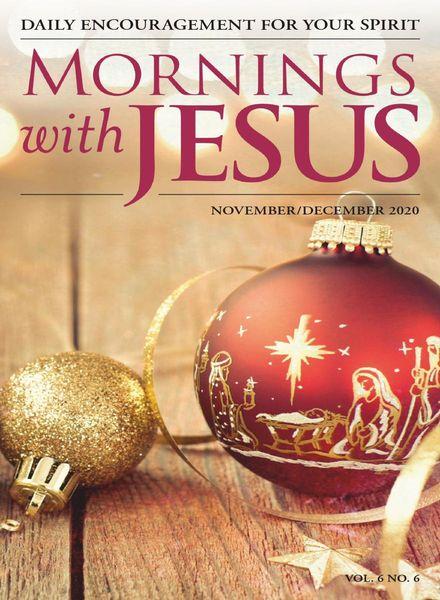 Mornings with Jesus – November 2020