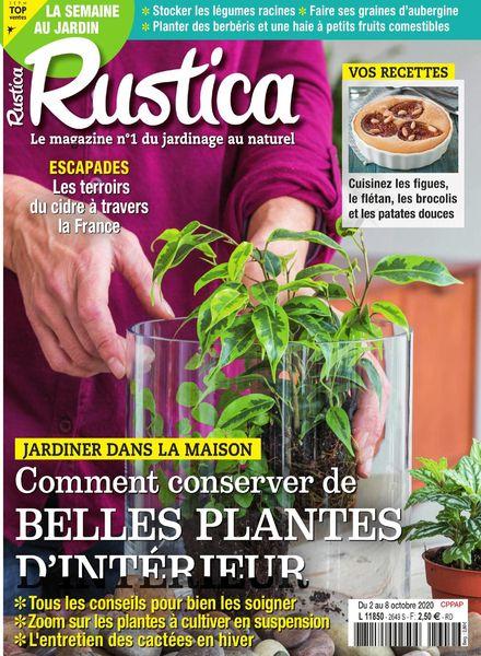 Rustica – 2 Octobre 2020