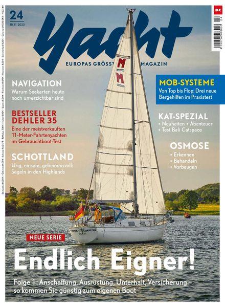 Yacht Germany – 18 November 2020