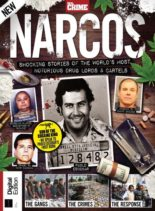 Real Crime Narcos – 1st Edition – November 2020