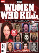 Real Crime Women Who Kill – 3rd Edition – November 2020