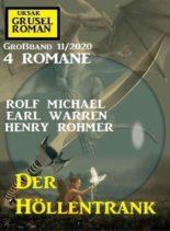 Uksak Grusel Roman Grossband – Nr.11 2020