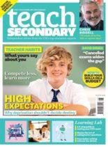 Teach Secondary – November 2020