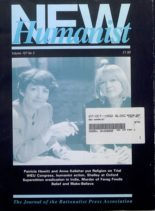 New Humanist – October 1992