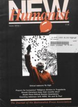 New Humanist – March 1993