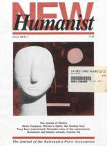 New Humanist – November 1993