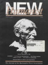 New Humanist – July 1993