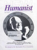 New Humanist – September 1991