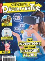 Science & Vie Decouvertes – janvier 2021