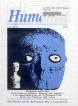 New Humanist – December 1990