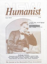 New Humanist – March 1991
