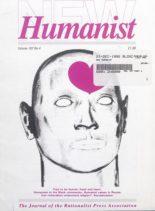 New Humanist – December 1992