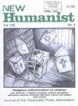 New Humanist – June 1987