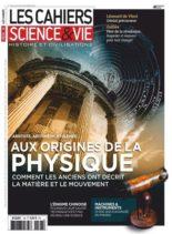 Les Cahiers de Science & Vie – janvier 2021