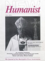 New Humanist – June 1991