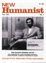 New Humanist – May 1989