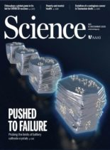 Science – 11 December 2020