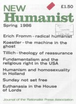 New Humanist – Spring 1986