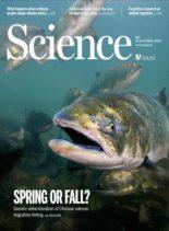 Science – 30 October 2020