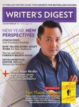 Writer's Digest – January 2021