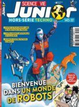 Science & Vie Junior – Hors-Serie – Janvier 2021