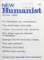 New Humanist – Winter 1985