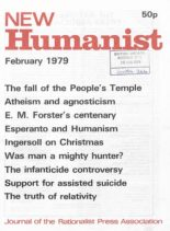 New Humanist – February 1979