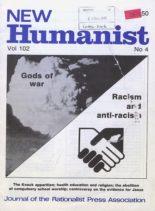 New Humanist – December 1987