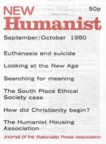 New Humanist – September-October 1980