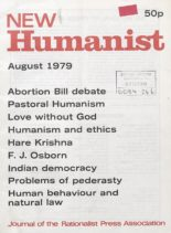 New Humanist – August 1979