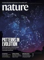 Nature – 12 November 2020