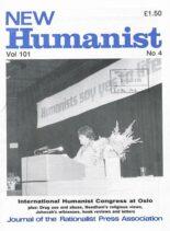 New Humanist – Vol 1 N 4