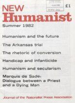 New Humanist – Summer 1982