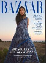 Harper's Bazaar USA – February 2021