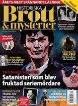 Historiska Brott & Mysterier – januari 2021