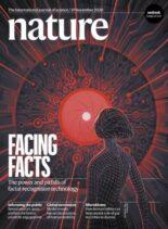 Nature – 19 November 2020