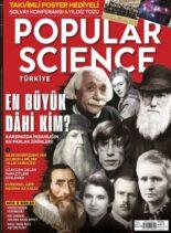 Popular Science Turkey – 31 Aralik 2020