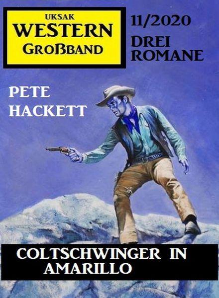 Uksak Western Grossband – Nr.11 2020