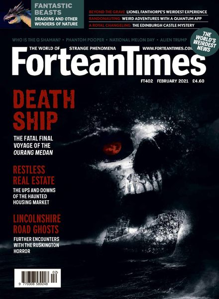 Fortean Times – February 2021