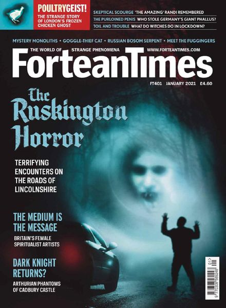 Fortean Times – January 2021