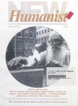 New Humanist – June 1992