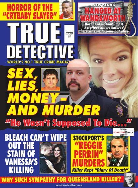 True Detective – October 2020