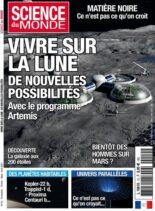 Science du Monde – Fevrier-Avril 2021