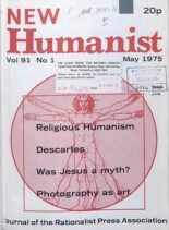 New Humanist – May 1975
