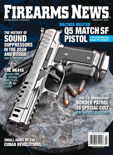 Firearms News – February 2021